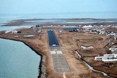 Fly Out to Tangier Island